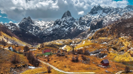 Durmitor Gebirge Montenegro